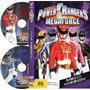 Dvd Power Ranger Megaforce - Completo