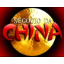 Dvd Novela Negocio Da China 41 Dvds Completa