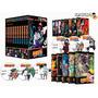 Box De Dvds Naruto Clássico + Shippuden Atualizado + Filmes