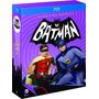 Blu-ray Batman A Série De Tv Completa - Digipack 13 Discos