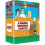 C312 - Box O Rei Do Pedaço - 1° Temporada - 3 Dvds - 13 Epis