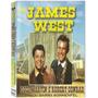 Dvd James West 1965-69 Original Lacrado Dublado 4 Episódios