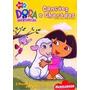 Coleção Dora Aventureira 5 Dvds