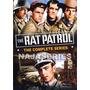 Ratos Do Deserto - The Rat Patrol - Série Completa Legendada