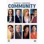 Community 1ª Temporada Box C/ 4 Dvds Lacrado Original