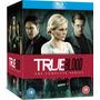 True Blood Série Completa Blu-ray 33 Discos Leg Português