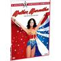 Dvd Mulher Maravilha 2 Segunda Temporada Completa Original