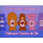Dvd Os Ursinhos Carinhosos Com A Dublagem Clássica Do Sbt
