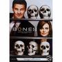 Dvd Bones - 4ª Temporada 7 Dvds Original Semi Novo