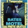 Serie Bates Motel 1ª 2ª E 3ª Temporadas Completas