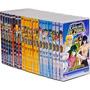 Os Cavaleiros Do Zodíaco : Saga Clássica Completa - 21 Dvds