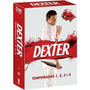 Box Dvd Coleção Caixa Dexter 1ª 2ª 3ª 4ª Temporadas -16 Dvds
