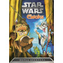 Dvd Star Wars - Aventuras Animadas: Ewoks Original Seminovo