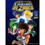 Os Cavaleiros Do Zodiaco ( Todas Sagas E Fiilmes + Capas )