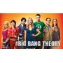The Big Bang Theory 1ª A 9ª Temporadas Completas E Dubladas