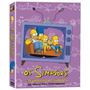 Box Os Simpsons - 3ª Temporada - 4 Dvds - Lacrado - Original