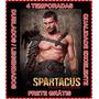 Spartacus [1ª À 4ª Temporada Completas] + Frete Grátis