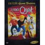 Dvd - Jonny Quest: Coleção Hanna Barbera - Lacrado