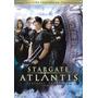 Dvd Coleção Stargate Atlantis 3ª Temporadas Original