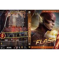 Dvd The Flash 1 Temporada Completa Dublada