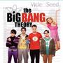 The Big Bang Theory 1ª A 8ª Temporada Dublada Dvd