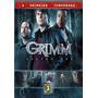 Série Grimm - 1, 2 - Primeira E Segunda Temporadas Dubladas