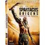 Spartacus Origens - Deuses Da Arena - O Inicio Da Saga