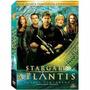 Dvd Stargate Atlantis 4ª Temporada 5 Dvds