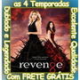 Revenge As 4 Temporadas Completas