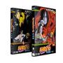 Dvds Naruto Shippuden 1ª, 2ª, 3ª E 4ª Temporadas Dubladas