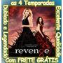 Revenge 1ª Até 4ª Temporada Completa Com Frete Grátis