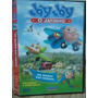 Jay Jay O Jatinho - Dvd - No Mundo Dos Sonhos