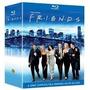 Bluray Box: Friends A Série Completa - Coleção Com 21 Discos