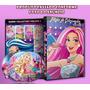 Barbie Coleção Completa 31 Dvds, Exclusivo Lindo Box!
