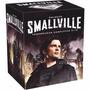 Box Coleção Smallville - 6ª À 10ª Temporadas Original 30dvds
