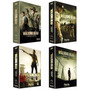 Dvd The Walking Dead 1ª, 2ª, 3ª E 4ª Temporadas Originais