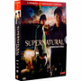 Box Dvd Supernatural - Sobrenatural - 1ª Temporada - 6 Disco