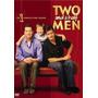 Dois Homens E Meio 1ª A 12ª Temporada Completo Dublado Dvd