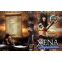 Xena - As 6 Temporadas Legendadas Com Caixinhas E Encarte