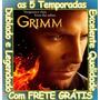 Serie Grimm 1ª Até 5ª Temporada Completa