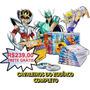 Frete Grátis 60 Dvds Coleção Cavaleiros Do Zodiaco+brindes