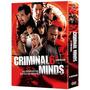Box Original : Criminal Minds - 6ª Temporada - 6 Dvds Novo