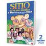 Dvds Sítio Do Pica Pau Amarelo - 5 Discos
