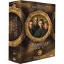 Box Dvd Coleção Stargate Sg1 - 2ª Temporada Completa-6 Dvds