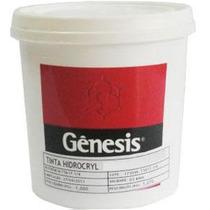 Tinta Genesis Para Silkscreen Cromia 4 Cores + Branca 900ml
