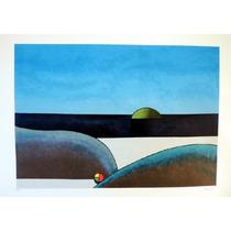Inos Corradin - Serigrafias Originais - Praia - Ic35
