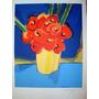 Konstantin Kristoff - Vaso De Flores - Belíssima Serigrafia
