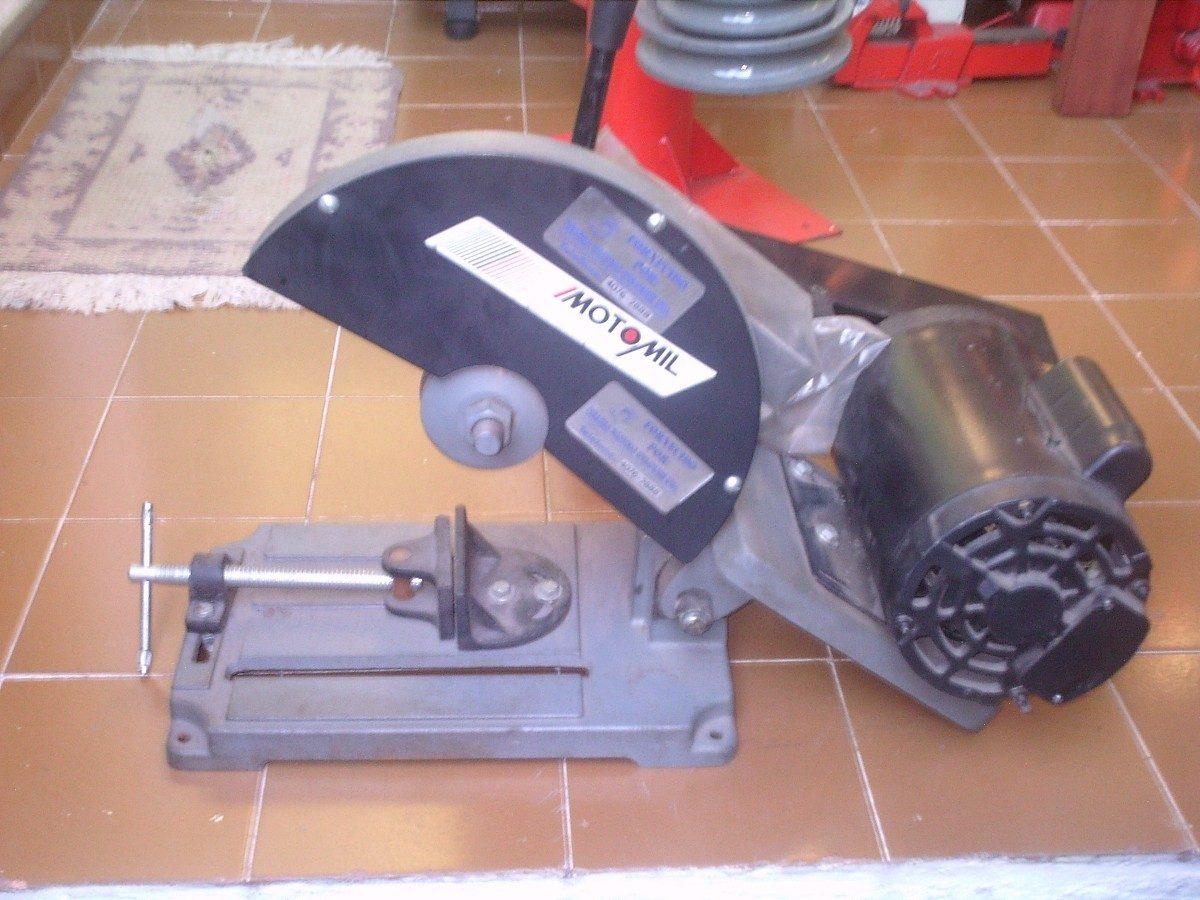 serra policorte para ferro de 12 com motor de 2 cv 3387 MLB4844927011  #9B5B30 1200x900