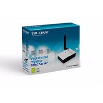 Print Server Wireless-tp-link Tl-wps510u 54mbps 802.11g