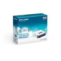 Tp-link Print Server Tl-ps110p Paralelo -lacrado Na Caixa.